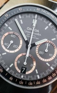 Replica Omega Speedmaster Mark II Two-Tone Watch Report From http://www.omegareplica.cc/!
