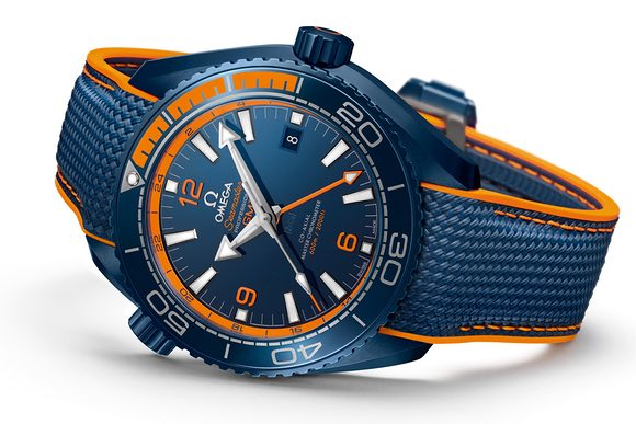 Replica Omega Seamaster Planet Ocean Watch For 2017