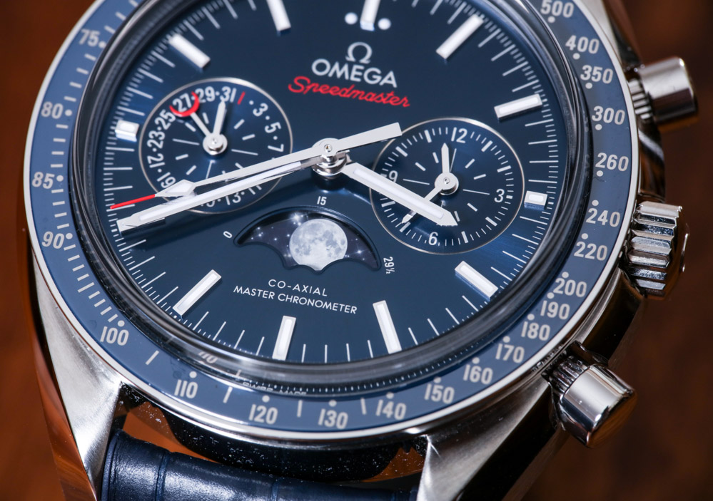60th Anniversary: Omega Speedmaster Moonwatch Replica