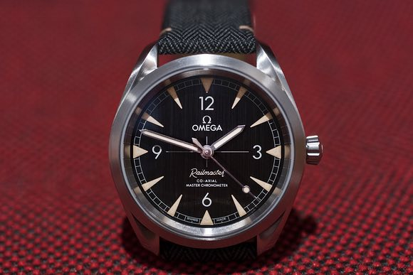 Replica Omega Railmaster Watch For Baselworld 2017 Description