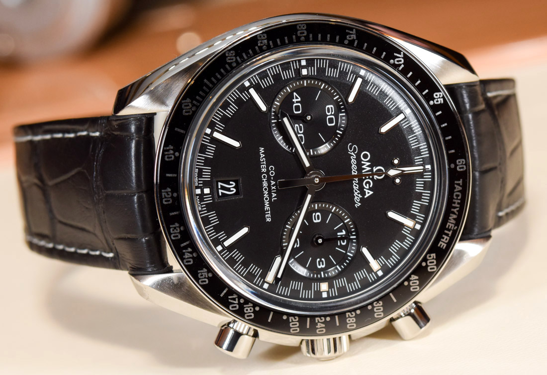 Review: Omega Speedmaster Chronometer Racing Watch Replica