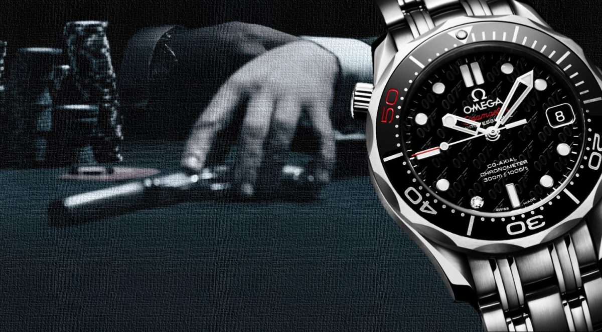 Replica Watches Review: Omega Seamaster 300M James Bond 007