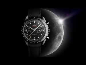 Replica Omega Speedmaster Dark Side Of The Moon Watch