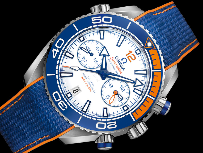 Omega Seamaster Planet Ocean Phelps Limited Edition Replica Watch Review