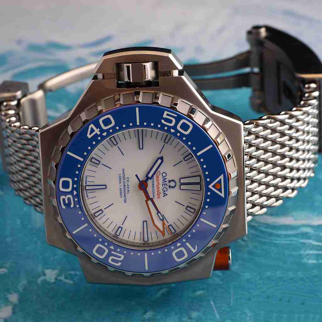 Best Replica Omega Seamaster Ploprof 1200 Watch Review
