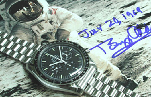Replica Omega Speedmaster Professional Space Mission Edition Stainless Steel Watch