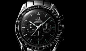 Replica Omega Speedmaster Professional Space Mission Edition Stainless Steel Watch 3