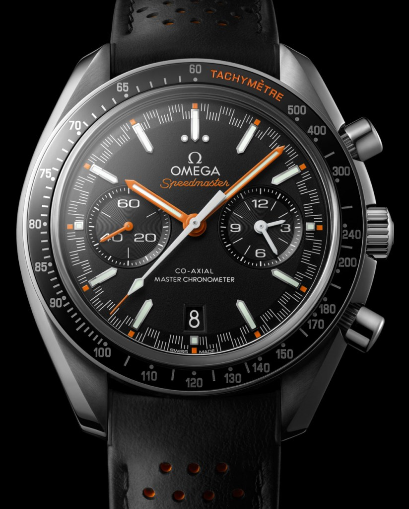 Christmas Special Omega Speedmaster Moonwatch Automatic Master Co-Axial Watch