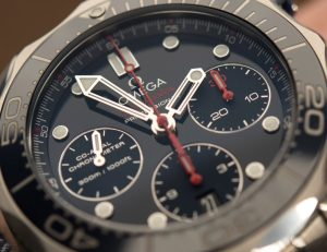 Replica Omega Seamaster 300M Co-Axial Chronograph 41.5mm Watch