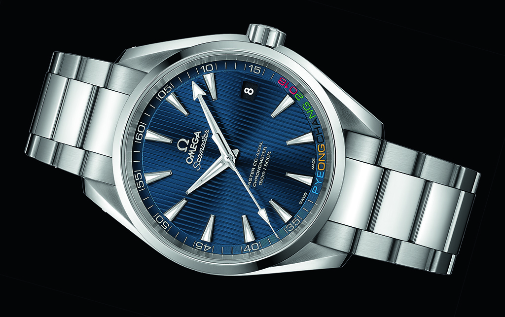 Olympic Limited Edition Replica Omega Seamaster Planet Ocean Watches For New Year