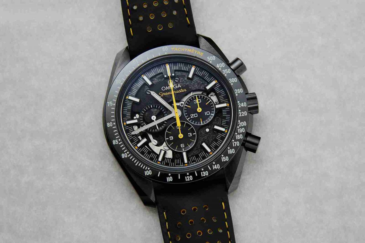 Replica Omega Speedmaster Dark Side Of The Moon Apollo 8 Ceramic ref. 311.92.44.30.01.001 Watch Introduce