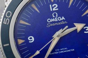 18k Sedna Gold Replica Omega Seamaster 300 Platinum Watch Review