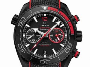 Swiss Replica Omega Seamaster Planet Ocean Deep Black Volvo Ocean Race Limited Edition Watch Guide