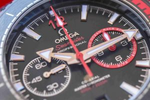 Limited Edition Replica Omega Seamaster Planet Ocean Deep Black Volvo Ocean Race Limited Edition Winner's Watch Review