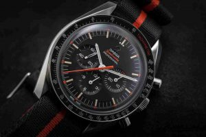 Swiss OMEGA Speedmaster Speedy Tuesday 2 Ultraman Limited Editon Replica Watch Review For 2018 World Cup