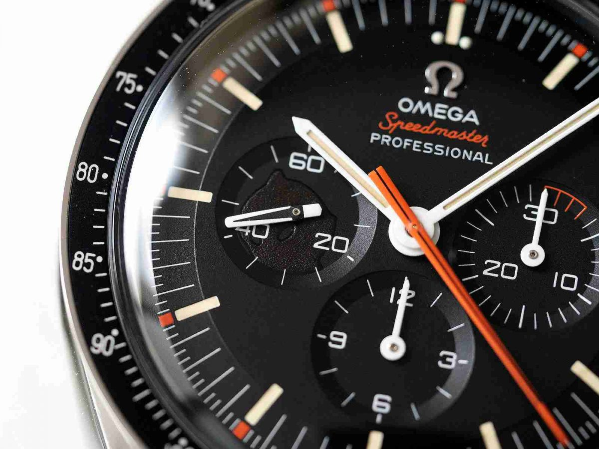 Best Swiss Omega Speedmaster Speedy Tuesday Professional Ultraman Replica Watch Introducing