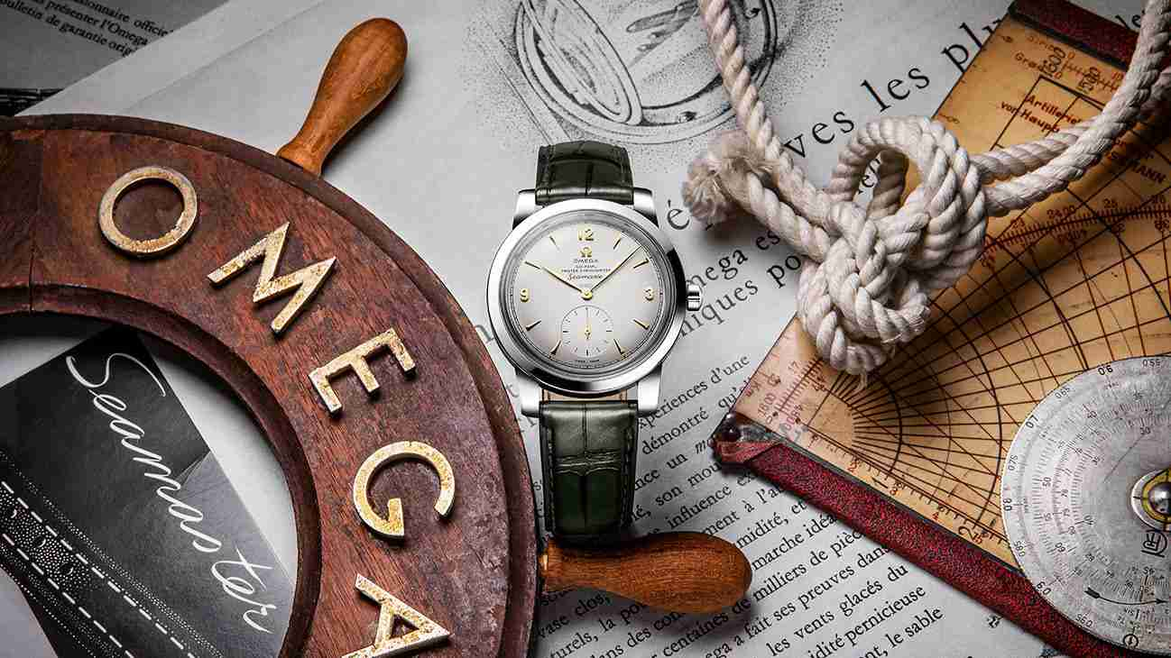 2018 Christmas Limited Editions Swiss Replica Omega Seamaster 1948 Automatic Platinum 38mm Watches Review