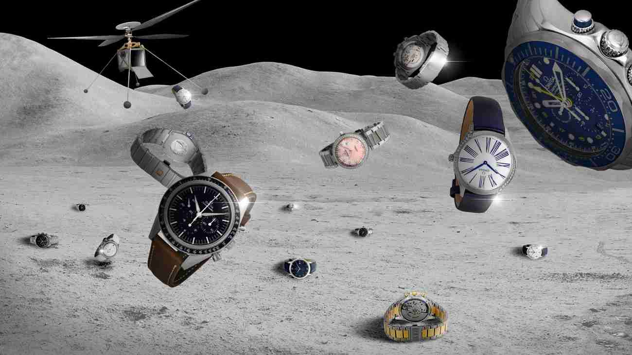 The Swiss Replica Omega Speedmaster Professional Moonwatch Returned To Moon For 50th Anniversary Of Apollo 11