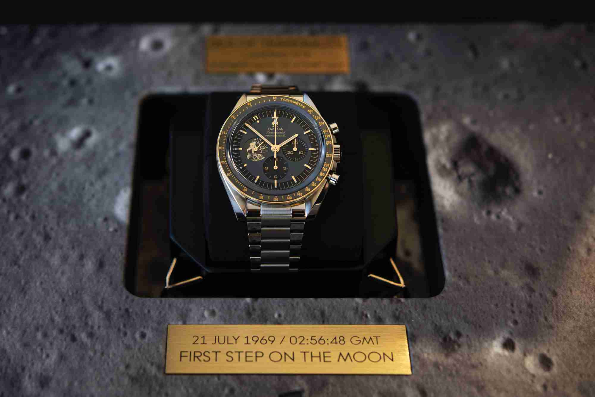 OMEGA Speedmaster Professional Moonwatch 50th Anniversary Edition Replica