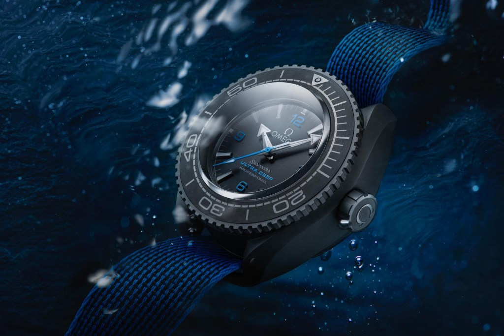 The Deepest Watches: Omega Seamaster Planet Ocean Ultra Deep Replica