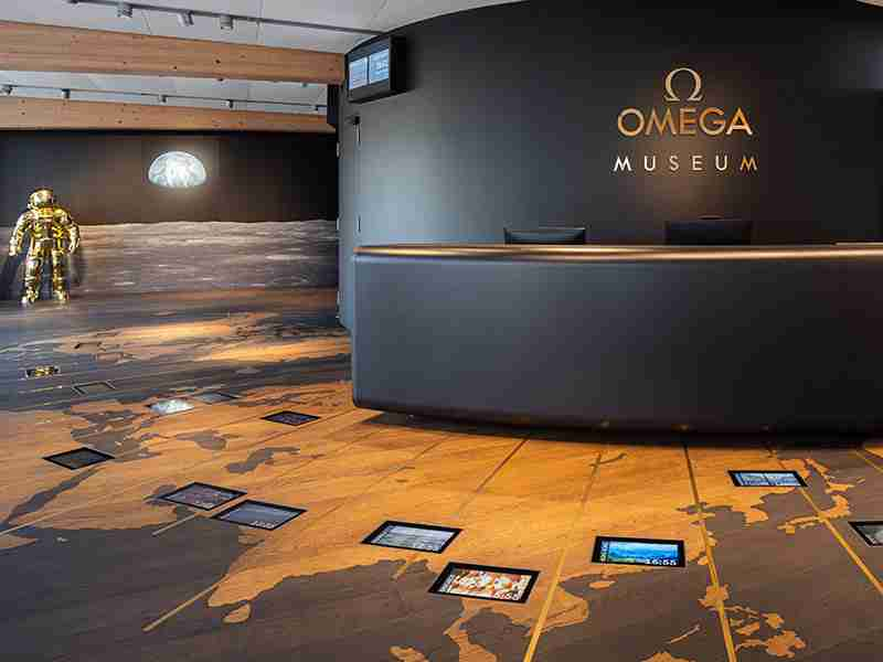 Introducing The New Launched of Replica Omega Watches Museum in Switzerland
