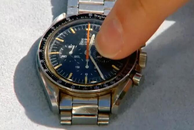 Roger Cooper And His Rare Omega Speedmaster Vintage Replica Watch Review