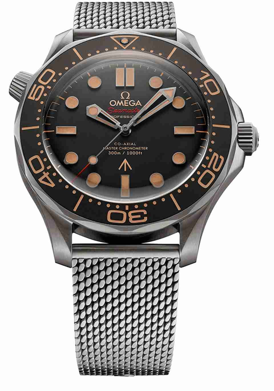 James Bond And His Favorite New Swiss Omega Seamaster Special Edition Replica Watch
