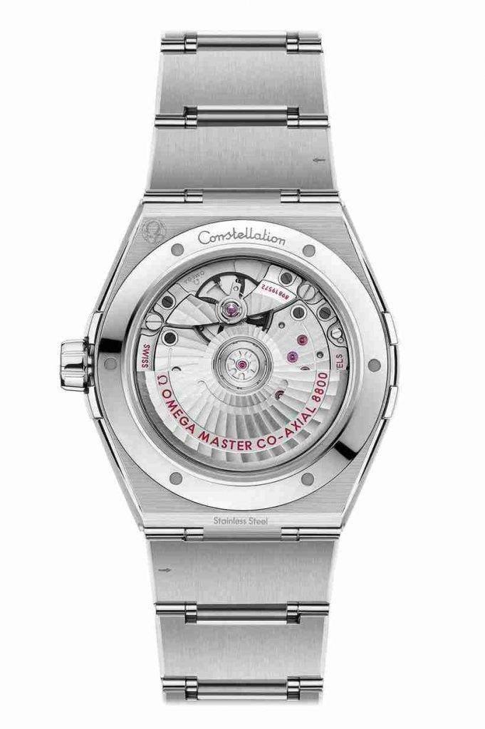 New Released Of Swiss Omega Constellation Gent's Collection Replica Watches Review