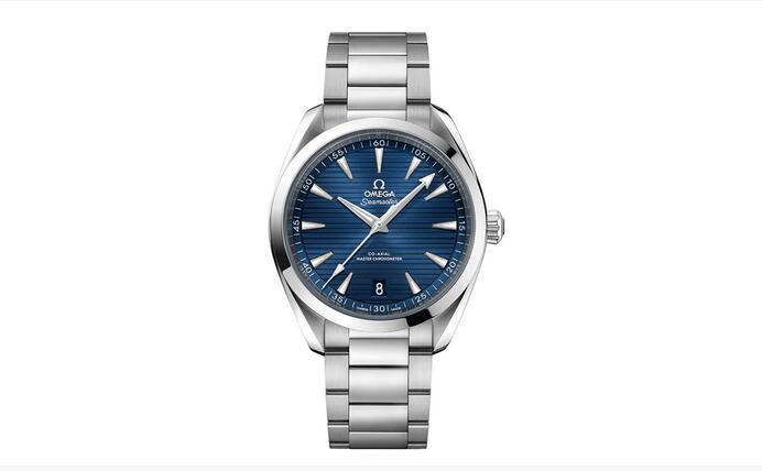 The New Swiss Replica Omega Seamaster Aqua Terra Blue - Green Dial Watches Discussion