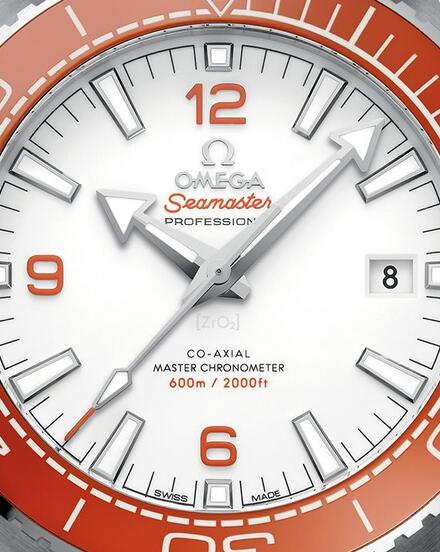 New Swiss Replica Omega Seamaster Planet Ocean 600M Chronometer Diver Watches Review