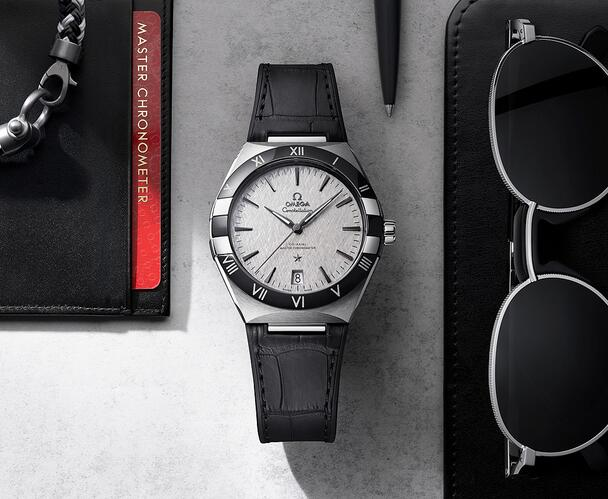 New Omega Constellation Gents' Ceramic Bezel Stainless Steel 41mm Replica Watches Review