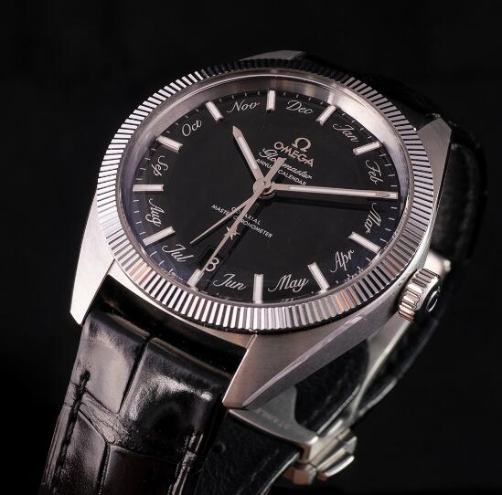 Replica Omega Constellation Globemaster Annual Calendar Automatic Stainless Steel 41mm Watch Introducing