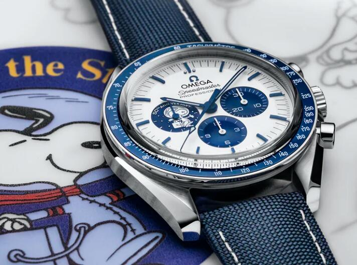 Replica Omega Speedmaster Silver Snoopy Award 50th Anniversary Chronograph Buying Guide 1