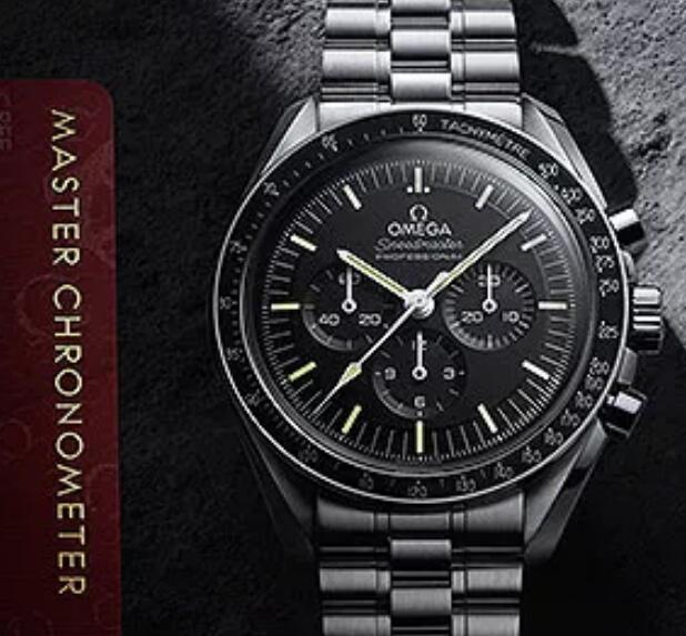 New Replica Omega Speedmaster Chronograph NASA-qualified Moonwatches Review