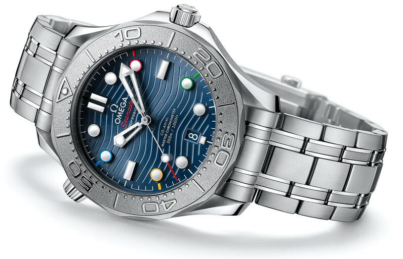 New 2022 Omega Seamaster Diver 300M Titanium 42mm Olympic Special Edition Guide