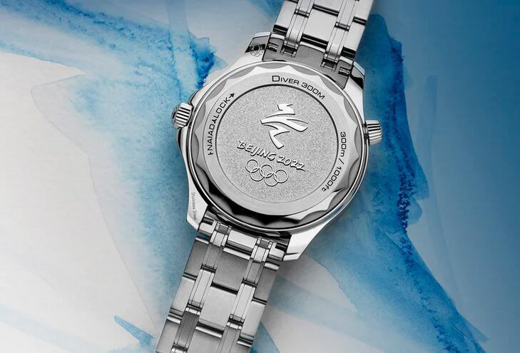 New 2022 Omega Seamaster Diver 300M Titanium 42mm Olympic Special Edition Guide 3