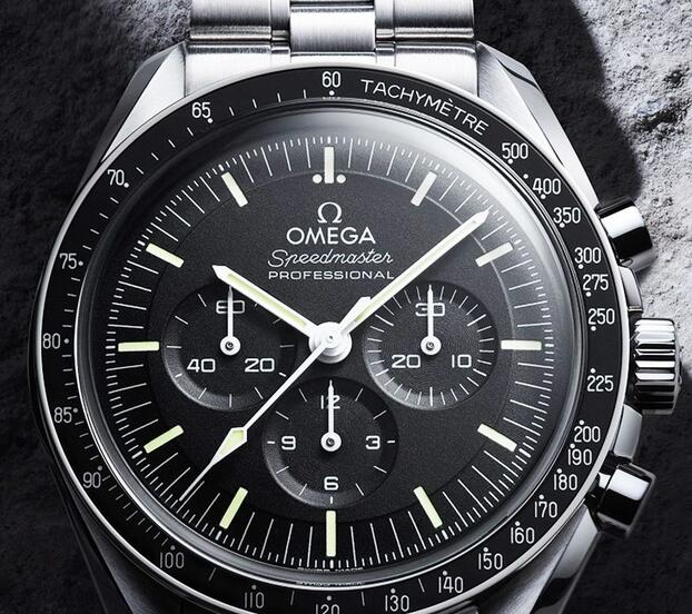 New Update of Replica Omega Speedmaster Moonwatch Professional Chronograph Review 1