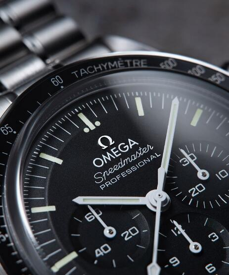 New Update of Replica Omega Speedmaster Moonwatch Professional Chronograph Review