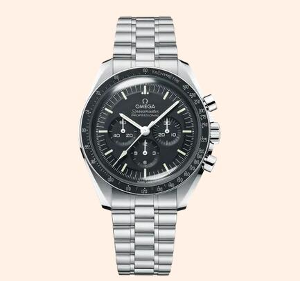 Replica Omega Speedmaster Moonwatch Co-Axial Master Chronometer Stainless Steel Watch Review