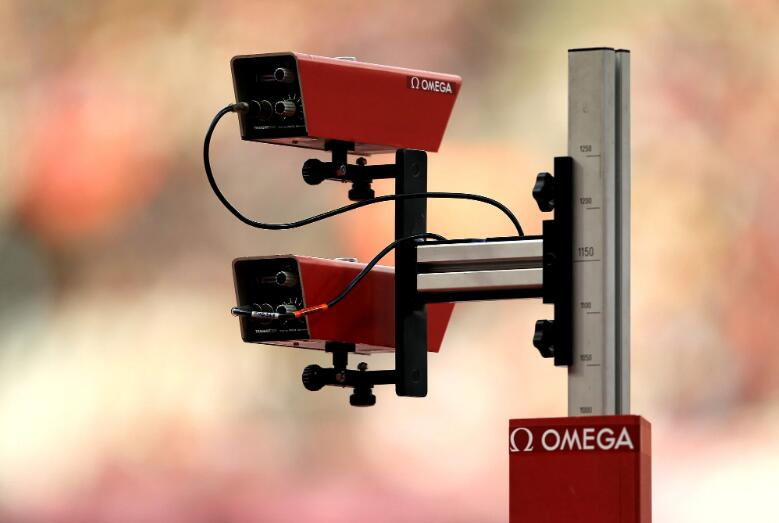Replica Omega Providing Official Timekeeper Service For The Athletes In Olympics Games