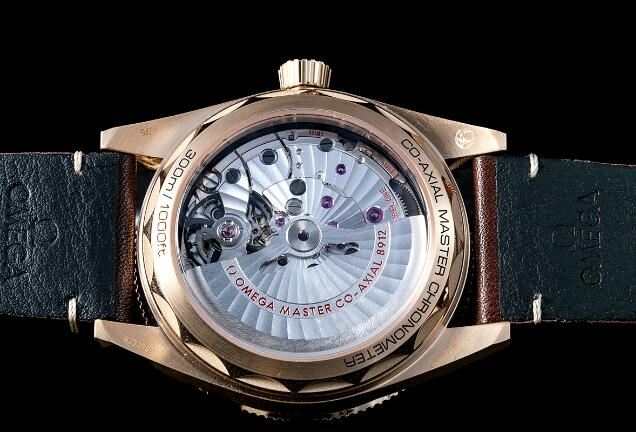 Introducing The Replica Omega Seamaster 300 18K Bronze Gold 41mm Watches 1